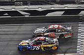 #78: Martin Truex Jr., Furniture Row Racing, Toyota Camry Bass Pro Shops/5-hour ENERGY, #20: Erik Jones, Joe Gibbs Racing, Toyota Camry buyatoyota.com
