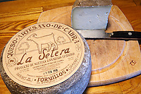 cheese shop Bodega La Setera, DO Arribes del Duero spain castile and leon