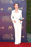 PASADENA - APR 30: Judith Chapman at the 44th Daytime Emmy Awards at the Pasadena Civic Center on April 30, 2017 in Pasadena, California