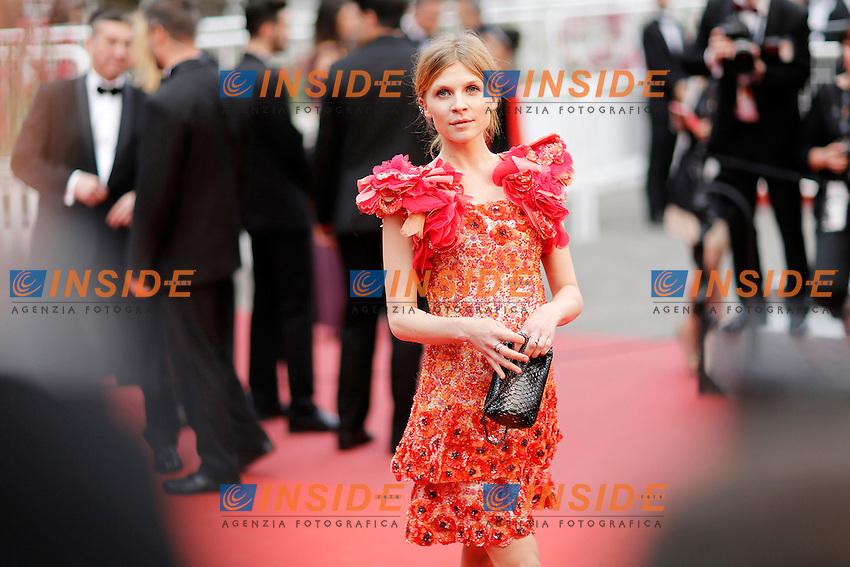 Clemence Poesy <br /> Festival del Cinema di Cannes 2016<br /> Foto Panoramic / Insidefoto