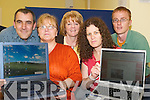 The five tutors of the IT.Access Computer Courses.at IT Access Listowel.- Mary OGorman, Ballybunion,.Jennifer Hanlon,.Listowel, Lisa Stack, Ballyheighue,.Steve Shaltz,.Moyvane and Michael.Barrett, Tralee.