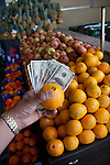 Paolo Diego Salcido photographer of San Francisco creates images  showing food and economic inflation