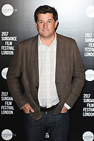 Michael Showalter at the Sundance Film Festival: London opening photocall at Picturehouse Central, London.<br /> 01 June  2017<br /> Picture: Steve Vas/Featureflash/SilverHub 0208 004 5359 sales@silverhubmedia.com