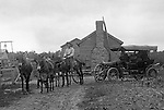 Product:  Brady Stewart Horse-drawn Car Towing Service<br />