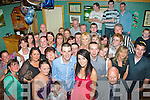 4925-4928.---------.Double the fun.--------------.James Connelly,Cahermoneen,Tralee and Michelle Quirke,St John's Pk,Tralee celebrated their 21st birthdays last Saturday night in Dowdies bar,Boherbue,Tralee with many friends and family.