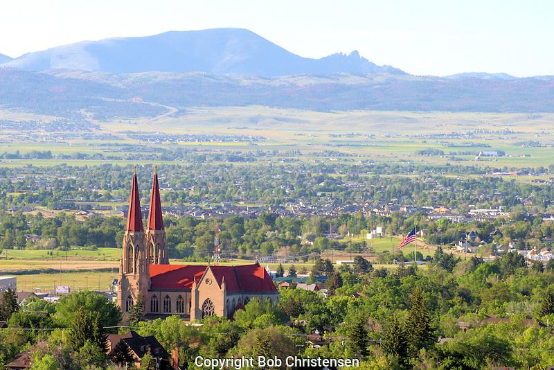 Helena Montana Landmarks
