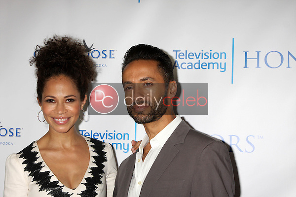 Sherri Saum, Kamar de los Reyes<br /> at the 7th Annual Television Academy Honors, SLS, Beverly Hills, CA 06-01-14<br /> David Edwards/DailyCeleb.com 818-249-4998