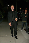 June 29th   2012 David Arquette the new owner of Bootsy Bellows leaving the club in West Hollywoodwww.AbilityFilms.com805 427 3519www.AbilityFilms.com