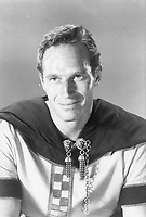 Ben-Hur (1959) <br /> Promo shot of Charlton Heston<br /> *Filmstill - Editorial Use Only*<br /> CAP/KFS<br /> Image supplied by Capital Pictures