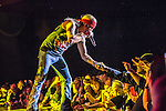 Bret Michaels performs 2nd night at The Orleans  Showroom