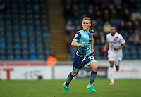 Dominic Gape of Wycombe Wanderers during the Sky Bet League 2 match between Wycombe Wanderers and Barnet at Adams Park, High Wycombe, England on 22 October 2016. Photo by Andy Rowland.