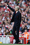 Manager of Arsenal Arsene Wenger during the English Premier League match at the Emirates Stadium, London. Picture date: May 21st 2017.Pic credit should read: Charlie Forgham-Bailey/Sportimage