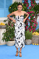 "Thandie Newton<br /> arriving for the ""Mama Mia! Here We Go Again"" World premiere at the Eventim Apollo, Hammersmith, London<br /> <br /> ©Ash Knotek  D3415  16/07/2018"