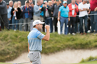 Sergio Garcia (ESP) on the 18th hole during the final round at the KLM Open, The International, Amsterdam, Badhoevedorp, Netherlands. 15/09/19.<br /> Picture Stefano Di Maria / Golffile.ie<br /> <br /> All photo usage must carry mandatory copyright credit (© Golffile | Stefano Di Maria)