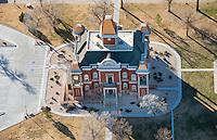 Bent County courthouse, Las Animas, Colorado. Nov 2012.  83091