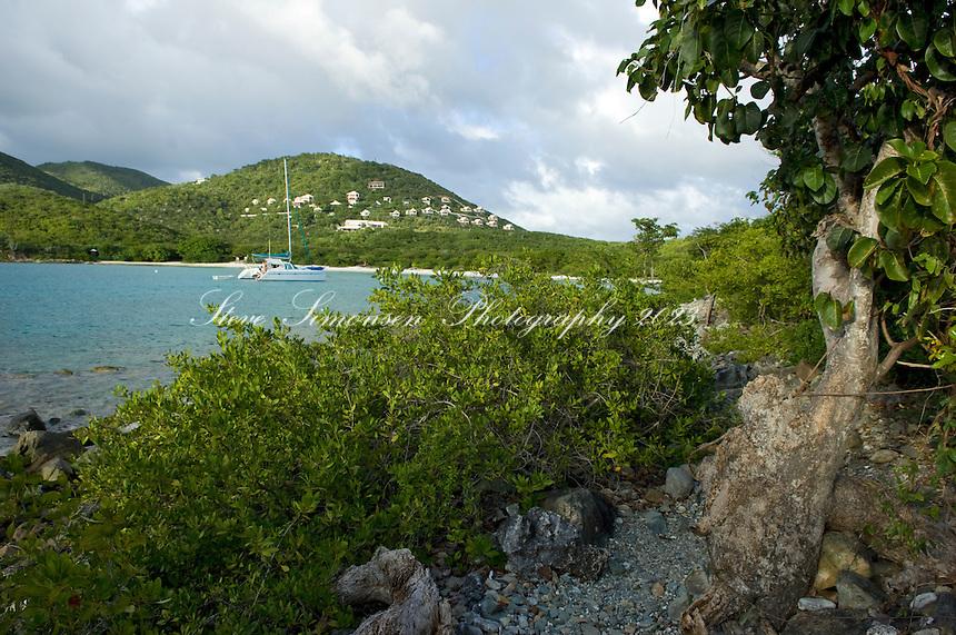 Salt Pond Bay<br /> Virgin Islands National Park<br /> St. John<br /> U.S. Virgin Islands
