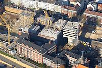 4415/ Bavaria-St. Pauli: EUROPA, DEUTSCHLAND, HAMBURG, (EUROPE, GERMANY), 14.11.2005:.Der Sitz derehemaligen  Bavaria-St.Pauli-Brauerei GmbH  in Hamburg, zwischen Landungsbrücken und Reeperbahn, gelegen. Die Brauerei ist abgebrochen und wird jetzt mit Büro und Wohnhaeusern bebaut. ...