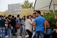 Universita gli studenti si sottopongono Test di ammisione alla facolta di Medicina
