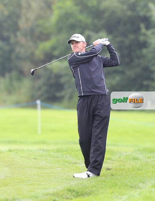 Michael Hoey (NIR) during r1 of the Tayto NI Open, Galgorm Castle, Ballymena, Northern Ireland. <br /> Picture Jenny Matthews / Golffile.ie<br /> <br /> All photo usage must carry mandatory copyright credit (&copy; Golffile | Jenny Matthews)