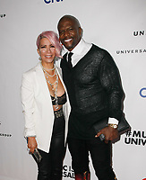 LOS ANGELES, CA - FEBRUARY 10: Terry Crews attends Universal Music Group's 2019 After Party at The ROW DTLA on February 9, 2019 in Los Angeles, California. Photo: CraSH/imageSPACE / MediaPunch