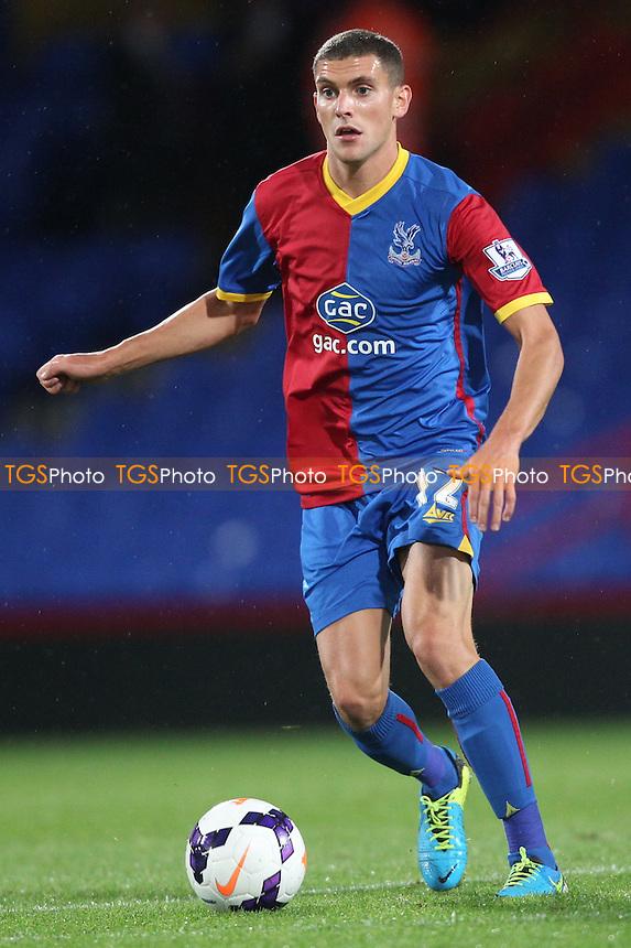 Stuart O'Keefe of Crystal Palace - Crystal Palace vs Oman - Friendly Football Match at Selhurst Park, London - 10/09/13 - MANDATORY CREDIT: Simon Roe/TGSPHOTO - Self billing applies where appropriate - 0845 094 6026 - contact@tgsphoto.co.uk - NO UNPAID USE
