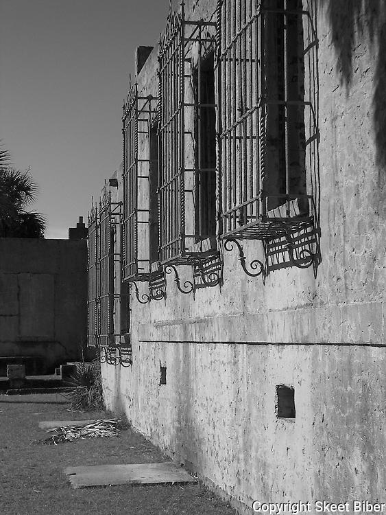 Atalaya window ironwork