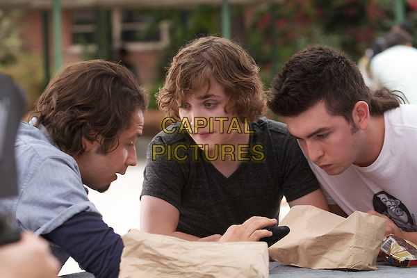 Michael Angarano, Kyle Gallner & Nicholas Braun.in Red State.*Filmstill - Editorial Use Only*.CAP/PLF.Supplied by Capital Pictures.