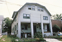 1986 APRIL..Conservation.West Ocean View..BEFORE REHAB.263 A VIEW STREET...NEG#.NRHA#..