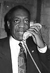Bill Cosby ( Taking Reservations on the Telephone ) on September 14, 1989 at<br />