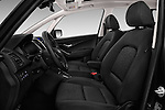 Front seat view of 2016 Hyundai ix20 Joy 5 Door Mini MPV Front Seat  car photos