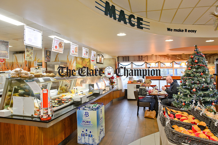 Talty's Mace store at Lissycasey. Photograph by John Kelly.