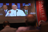 Pope Francis address to US Congress - Pigott Big Screen