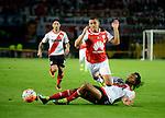 Santa Fe igualó como local 0-0 ante River Plate. Final de ida de la Recopa Sudamericana 2016.