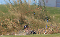 Bradley Neil (SCO) on the 6th during Round 1 of the Rocco Forte Sicilian Open 2018 on Thursday 10th May 2018.<br /> Picture:  Thos Caffrey / www.golffile.ie<br /> <br /> All photo usage must carry mandatory copyright credit (&copy; Golffile | Thos Caffrey)