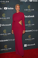 LOS ANGELES - SEP 8:  Michele Thornton Ghee  at the 13th Annual ADCOLOR Awards at the JW Marriott on September 8, 2019 in Los Angeles, CA