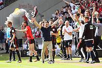07.05.2016: Eintracht Frankfurt vs. Borussia Dortmund