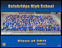 2011 Bainbridge Class Photo