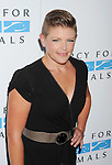 WEST HOLLYWOOD, CA- SEPTEMBER 12: Singer/musician Natalie Maines attends Mercy For Animals 15th Anniversary Gala at The London on September 12, 2014 in West Hollywood, California.