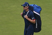 Alastair Cook of Essex during Lancashire CCC vs Essex CCC, Specsavers County Championship Division 1 Cricket at Emirates Old Trafford on 9th June 2018