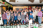 Mary Kelleher from Killarney celebrated her retirement from Kerry University Hospital after 16 years of service surrounded by friends and family in the Murphy's Bar, Killarney last Saturday night.