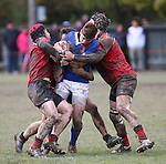 Nelson v Canterbury U18 Jubilee Park Richmond ,Nelson New Zealand,Saturday 20th September 2014,Evan Barnes / Shuttersport.