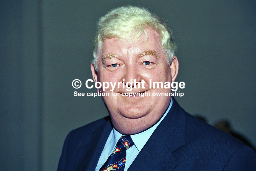 Tom Fitzgerald, Fianna Fail, Senator, Rep of Ireland, Ref: 199811034..Copyright Image from Victor Patterson, 54 Dorchester Park, Belfast, UK, BT9 6RJ..Tel: +44 28 9066 1296.Mob: +44 7802 353836.Voicemail +44 20 8816 7153.Skype: victorpattersonbelfast.Email: victorpatterson@mac.com.Email: victorpatterson@ireland.com (back-up)..IMPORTANT: If you wish to use this image or any other of my images please go to www.victorpatterson.com and click on the Terms & Conditions. Then contact me by email or phone with the reference number(s) of the image(s) concerned.