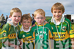 Enjoying the Lisselton Vintage and Family Fun Day on Sunday were Kerry supporters Allen Foley, Ballybunion, Thomas Molyneux, Lisselton, Padraig Foley, Ballybunion and Tadhg Molyneux, Lisselton.   Copyright Kerry's Eye 2008