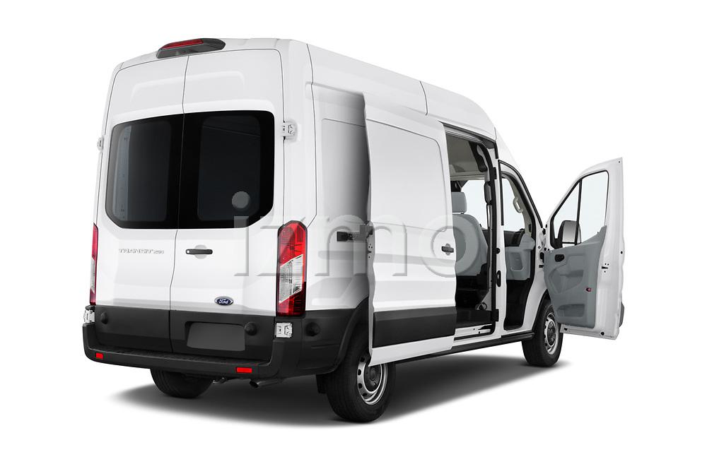 Car images of 2019 Ford Transit-Van - 4 Door Cargo Van Doors