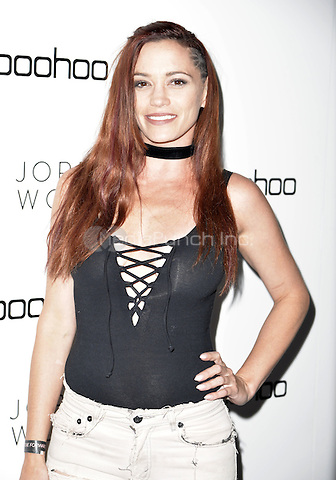 HOLLYWOOD, CA - AUGUST 31: Jessica Sutta attends the Jordyn Woods x boohoo launch party at Neuehouse on August 31, 2016 in Hollywood, CA. Credit: Koi Sojer/Snap'N U Photos/MediaPunch