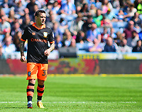 Sheffield Wednesday's Ross Wallace<br /> <br /> Photographer Andrew Vaughan/CameraSport<br /> <br /> The EFL Sky Bet Championship Play-Off Semi Final First Leg - Huddersfield Town v Sheffield Wednesday - Saturday 13th May 2017 - The John Smith's Stadium - Huddersfield<br /> <br /> World Copyright &copy; 2017 CameraSport. All rights reserved. 43 Linden Ave. Countesthorpe. Leicester. England. LE8 5PG - Tel: +44 (0) 116 277 4147 - admin@camerasport.com - www.camerasport.com