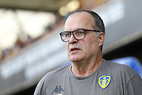 Leeds United manager Marcelo Bielsa <br /> <br /> Photographer Rob Newell/CameraSport<br /> <br /> The EFL Sky Bet Championship - Millwall v Leeds United - Saturday 15th September 2018 - The Den - London<br /> <br /> World Copyright &copy; 2018 CameraSport. All rights reserved. 43 Linden Ave. Countesthorpe. Leicester. England. LE8 5PG - Tel: +44 (0) 116 277 4147 - admin@camerasport.com - www.camerasport.com
