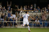Santa Clara, CA - Saturday, July 27, 2019: San Jose Earthquakes defeated Colorado Rapids 3-1 at the Avaya Stadium in Santa Clara.