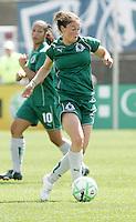 Kerri Hnaks.Saint Louis Athletica and LA Sol, played to a 0-0 tie at Robert Hermann Stadium in St Louis, MO. April 25 2009.