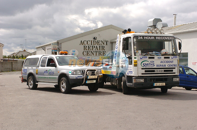 Smiths Pick-up trucks..Photo Fran Caffrey Newsfile.ie..This Picture has been sent to you by Newsfile Ltd..The Studio,.Millmount Abbey,.Drogheda,.Co. Meath,.Ireland..Tel: +353(0)41-9871240.Fax: +353(0)41-9871260.ISDN: +353(0)41-9871010.www.newsfile.ie..general email: pictures@newsfile.ie